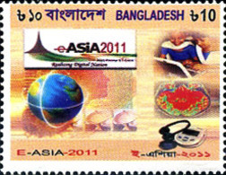 Ref. 273647 * NEW *  - BANGLADESH . 2011. NEW TECHNOLOGIES. NUEVAS TECNOLOGIAS - Bangladesh