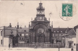 21, Dijon, L'Hôpital - Dijon