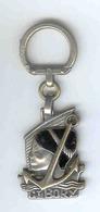 @@ Porte Clés Marine Nationale Commandant BORY Navire Bateau Aviso Escorteur @@ma10a - Bateaux