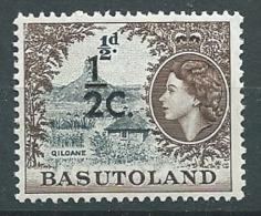 Basoutoland - Yvert N° 61 **   - Ay 14901 - 1933-1964 Crown Colony