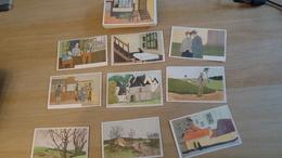 """Collection """" De-ci, De-la - à Bruxelles Et En Brabant Par A. Lynen - 99 Cartes Postales - Belgique"""
