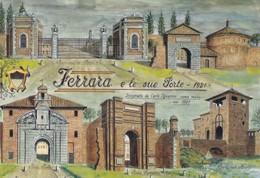 Ferrara -  E Le Sue Porte - Ferrara