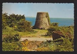 MONTSERRAT - A Sugar Mill Tower - 1960s - Used - Antilles