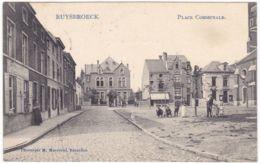 29010g  PLACE COMMUNALE - 1911 - Ruysbroeck - Ruisbroek - Sint-Pieters-Leeuw