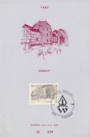 Feuillet 2056 Stavelot - Feuillets