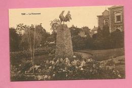 C.P. Tilff =  Monument  1914-1918 - Esneux