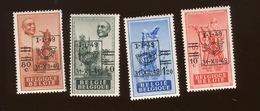 803/806 (*) Anseele Préos De 1949   Sans Colle Cote 6,-€ - Belgio