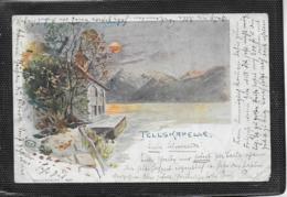 AK 0447  Tellskapelle - Lithographie Um 1899 - UR Uri