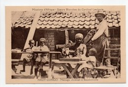 - CPA HAUT-CONGO - Ménage Chrétien à Baudoinville - Missions D'Afrique - Soeurs Blanches Du Cardinal Lavigerie - - Belgisch-Congo - Varia