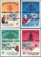 Ref. 163362 * NEW *  - BIAFRA . 1969. POPE PAUL VI TRAVELL TO AFRICA. VIAJE DEL PAPA PABLO VI A AFRICA - Africa (Other)