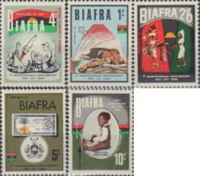 Ref. 163375 * NEW *  - BIAFRA . 1968. 1st ANNIVERSARY OF INDEPENDENCE. 1 ANIVERSARIO DE LA INDEPENDENCIA - Africa (Other)