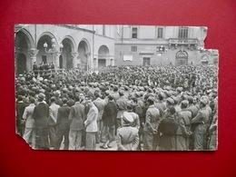 Fotografia Viterbo Manifestazione Sindacati Fascisti Foto Sorini Anni '20 '30 - Non Classificati