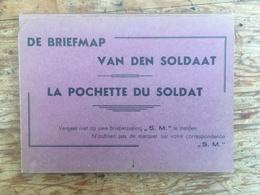 Belgische Leger - Armee Belge - Briefmap Van Den Soladaat - La Pochette Du Soldat - Documents