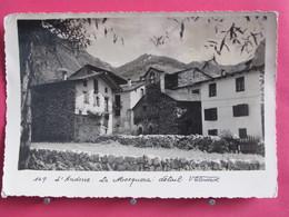 Visuel Très Peu Courant - Andorre - La Mosquera - Détail - 1948 - Recto Verso - Andorre
