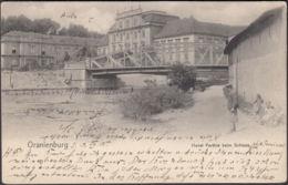AK Oranienburg Havel Partie Beim Schloss, Gelaufen 1905 - Oranienburg