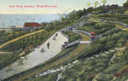 ESSEX - WESTCLIFF-ON-SEA - NEW ROCK GARDENS Es497 - Southend, Westcliff & Leigh
