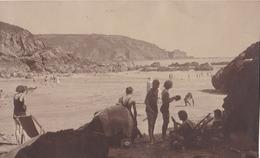 ROYAUME UNI-GUERNSEY-1916-carte Photo Petit Bot Bay - Guernsey