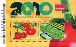 Ref. 264035 * NEW *  - BRAZIL . 2010. INTERNATIONAL YEAR OF BIODIVERSITY. A�O INTERNACIONAL DE LA BIODIVERSIDAD - Unused Stamps