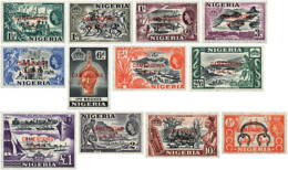 Ref. 57994 * NEW *  - BRITISH CAMEROUN . 1960. BASIC SET. SERIE BASICA - Colony: Cameroun