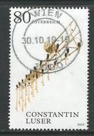 Oostenrijk, Mi 3479  Jaar 2019, Gestempeld - 1945-.... 2ème République