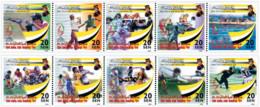 Ref. 135999 * NEW *  - BRUNEI . 1999. 20th GAMES OF THE SOUTH EAST ASIA. 20 JUEGOS DEL SUDESTE ASIATICO - Brunei (1984-...)