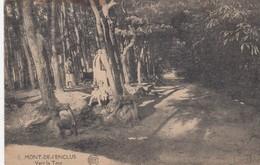 KLUISBERGEN / NAAR DE TOREN / VERS LA TOUR  1926 - Kluisbergen