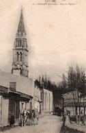 33  PAILLET  Rue De L' Eglise - Otros Municipios