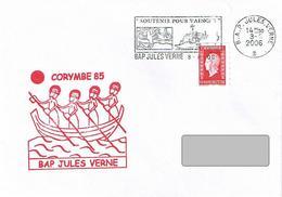 BAP Jules Verne - Corymbe 85 - Scheepspost