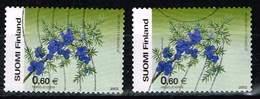 Finnland 2002,Michel# 1625 O Trees: Common Juniper (Juniperus Communis) - Used Stamps