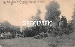 Pensionnat Des Religieuses Ursulines - Vue Du Jardin - Diepenbeek - Diepenbeek