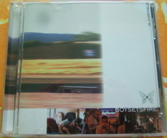 CD  HARDCORE - BOYSETSFIRE / IN CHRYSALIS - Hard Rock & Metal