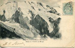 CPA - SAINT-GERVAIS-LES-BAINS - DOME ET GLACIER DU MIAGE - Saint-Gervais-les-Bains