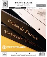 Jeu France Yvert Et Tellier FS 2019 - 2 éme Partie - Vordruckblätter