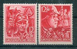 DR - Michel 909/910 Ungebr.*/MH - Allemagne