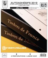 Jeu France Yvert Et Tellier FS 2019 - Autoadhésifs 2éme Partie - Vordruckblätter