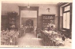 166 MEGEVE CHALET SAINTE GENEVIEVE Salle A Manger - Megève
