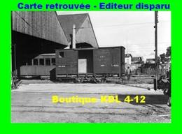 BVA 646-04 - Wagon Couvert N° 1009 Devant Le Dépôt - ANNEMASSE - Haute Savoie - CEN - Annemasse