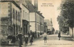 DIOU LE BAS DU BOURG - Francia