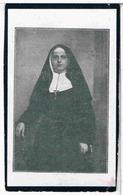 Dp. Moeder Benedicta. Elen Maria. ° Antwerpen 1869 † Sint-Nikolaas (Waas) 1915  (2 Scan's) - Religion &  Esoterik