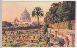 (12434) AK Rom, Roma, Garten Des Vatikan, Vor 1945 - Vatikanstadt