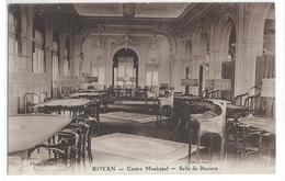CPA 17200 ROYAN :  Casino Municipal - Salle De Baccara - Royan