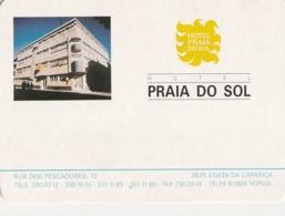 1993 Pocket Calendar Calandrier Calendario Portugal Hotel Hôtel Praia Do Sol Costa Da Caparica - Small : 1991-00