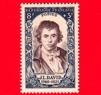Nuovo - MNH - FRANCIA - 1950 - Rivoluzione Del 1789 - Jacques-Louis David (1748-1825) - 8+3 - Francia