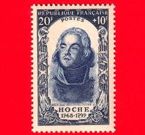 Nuovo - MNH - FRANCIA - 1950 - Rivoluzione Del 1789 - Lazare Hoche (1768-1797) - 20+10 - Francia