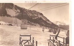 188 MEGEVE Téléphérique De ROCHEBRUNE - Megève