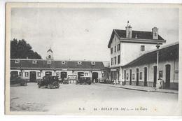 CPA 17200 ROYAN :  La Gare - Royan