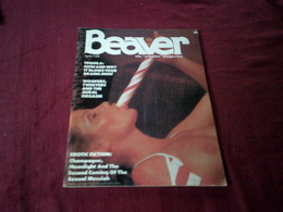BEAVER  ° APRIL   1976   VOLUME 1  N° 1 - Männer