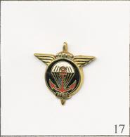 Pin's Armée - Terre / 6è RPIMa (6è Régiment Parachutistes Infanterie De Marine). Est. Boussemart. Zamac. T719B-17 - Militares