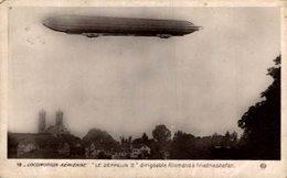"Locomotion Aérienne - ""Le Zeppelin II"" Dirigeable Allemand à Friedrieshafen - Allemagne"
