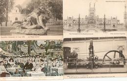 Liège Exposition De 1905 (lot De 8 Cartes) - Luik